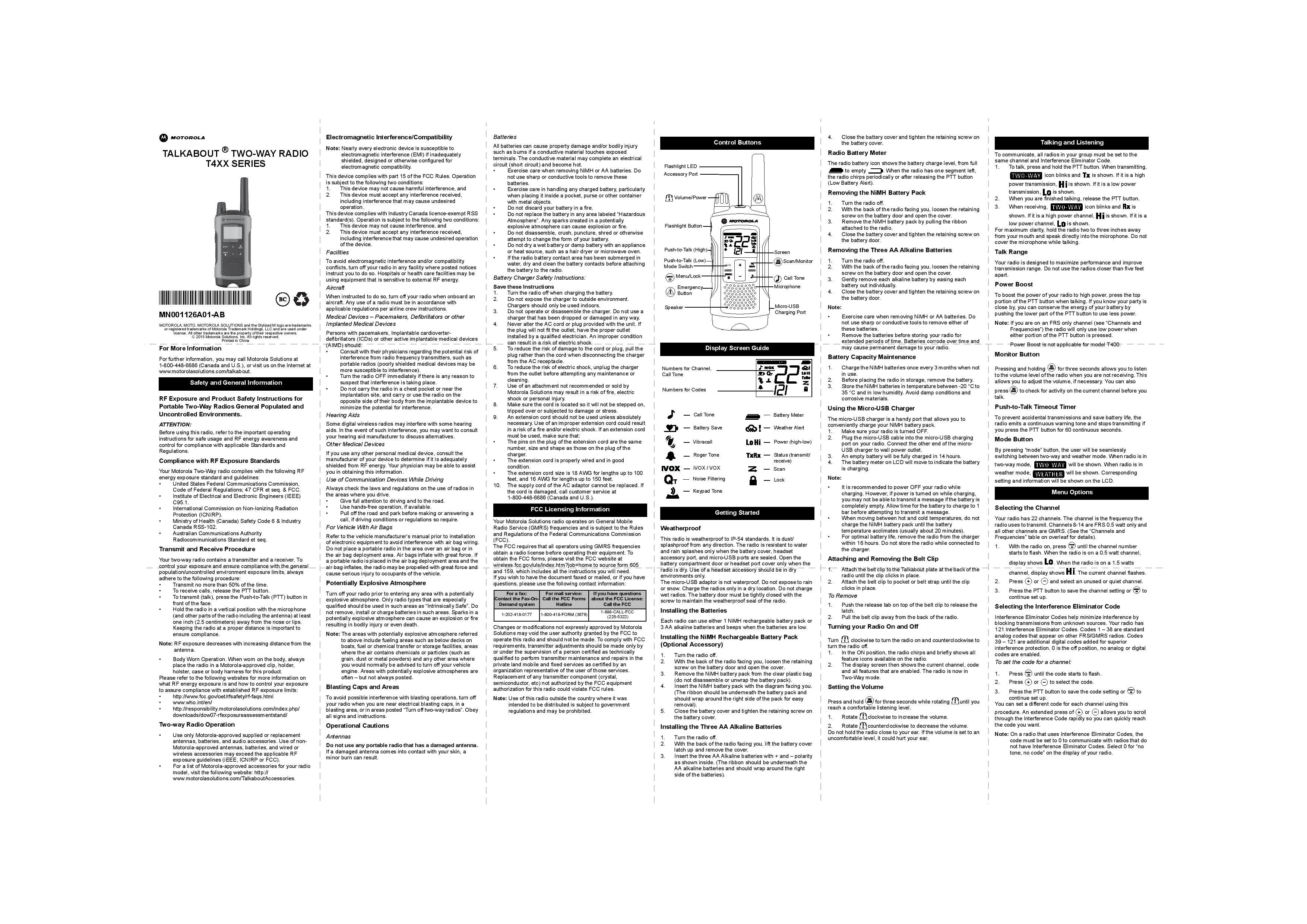 Radio motorola mr355 manual pdf